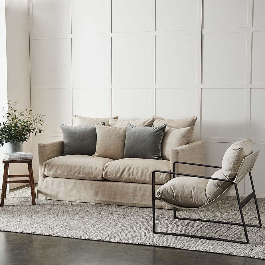Kandos 2 Seat Sofa
