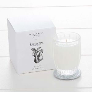 English Pear Candle S