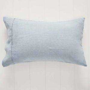 Antwerp Linen Pillowcase Std Pair Cloud