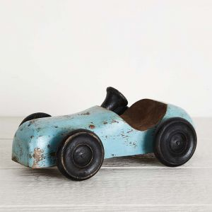 Noddy Wooden Car