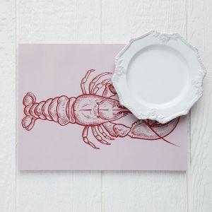 Harper Lobster Placemat