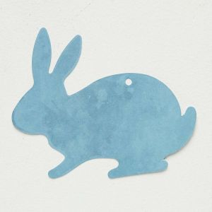 Cotton Tail Gift Tag