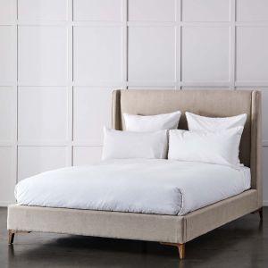 Serena Bed   - Natural