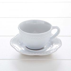 Lauren Cup & Saucer