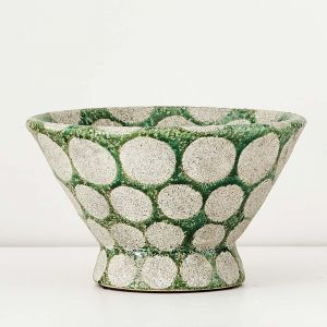 Aegean Footed Bowl