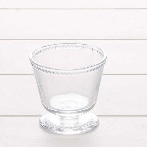 Fleurette Dessert Glass