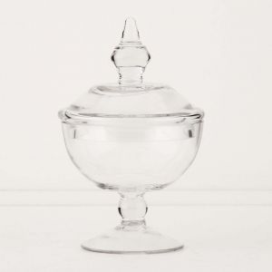St Piere Footed Jar 13cm
