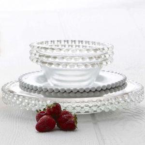 Fleurette Serving Plate