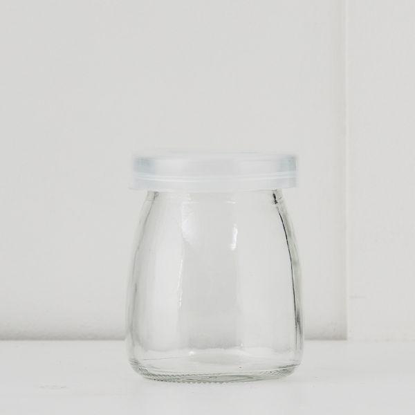 Mini Custard Jar