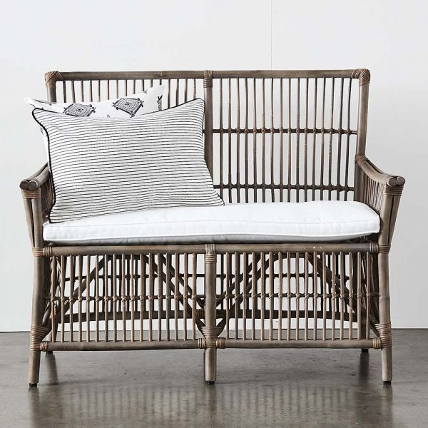 Lombok 2 Seater Chair
