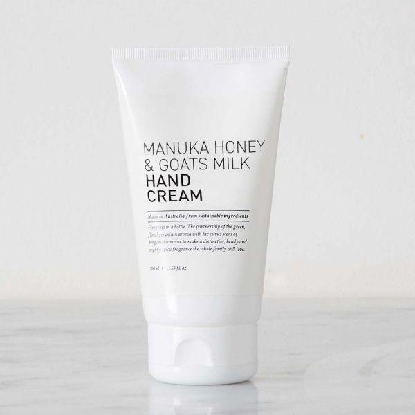 Manuka Honey & Goats Milk Handcream