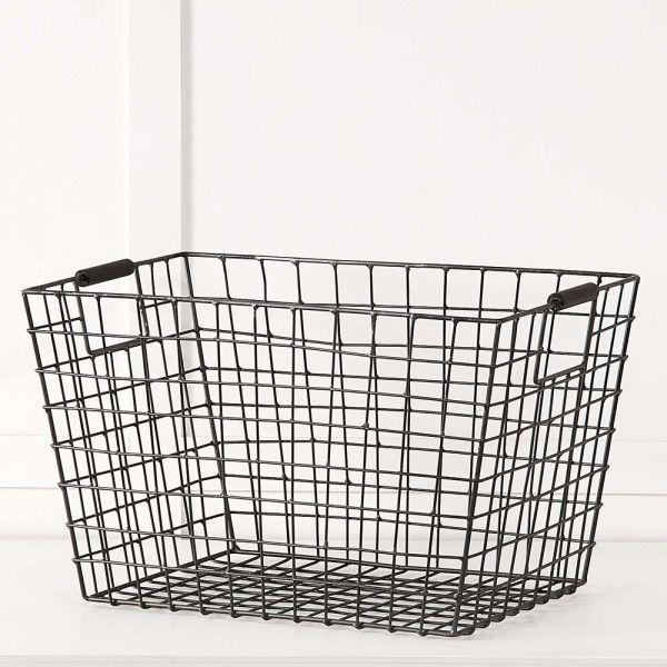 Thistle Wire Basket