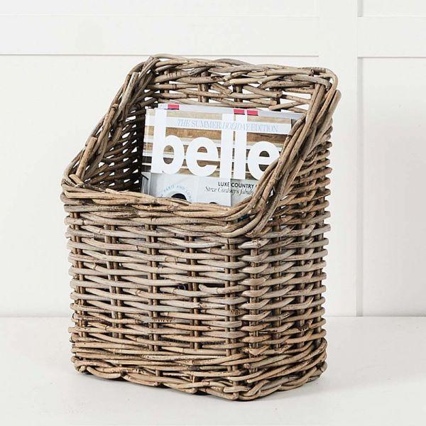 Kubu Magazine Basket