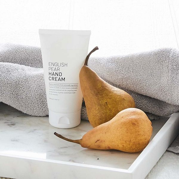 English Pear Handcream