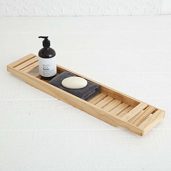 Immerse Wooden Bath Rack