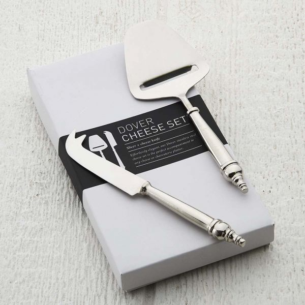 Dover Cheese Knife Set
