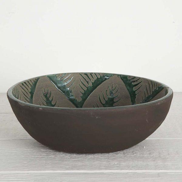 Seychelles Bracken  Bowl