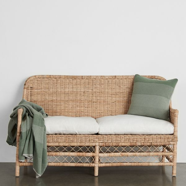 Capri 2 Seat Chair