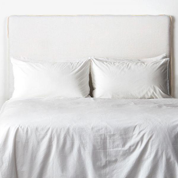 Sorrento Bedhead    - White