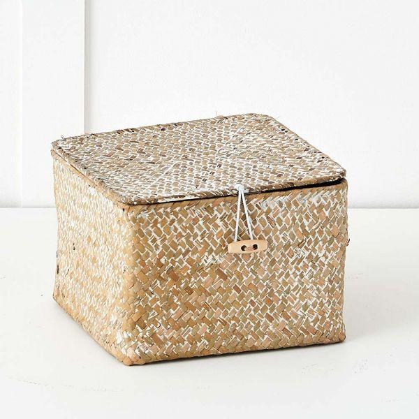 Mali Lidded Box