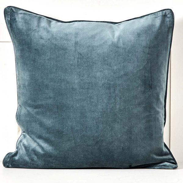 Peacock Cushion 50x50