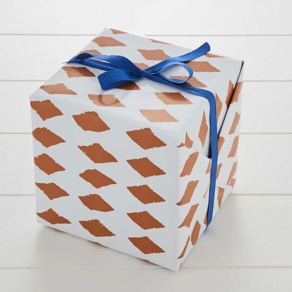 Diamond Wrapping Paper