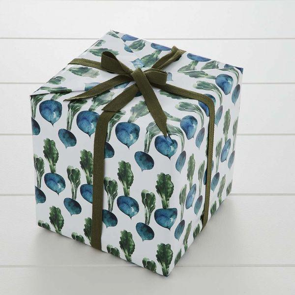 Radish Wrapping Paper