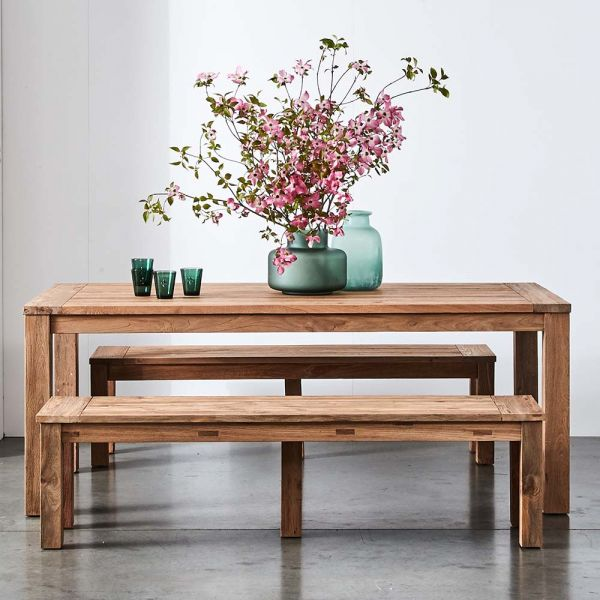 Cabo Table & Bench Set