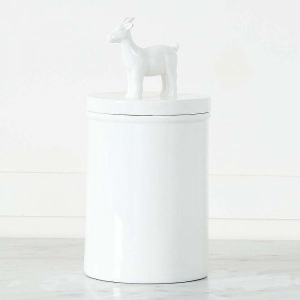 Orwell Goat Canister