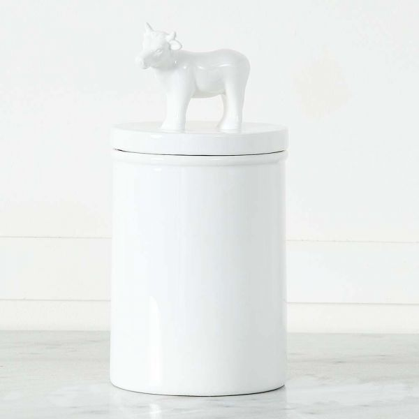 Orwell Cow Canister