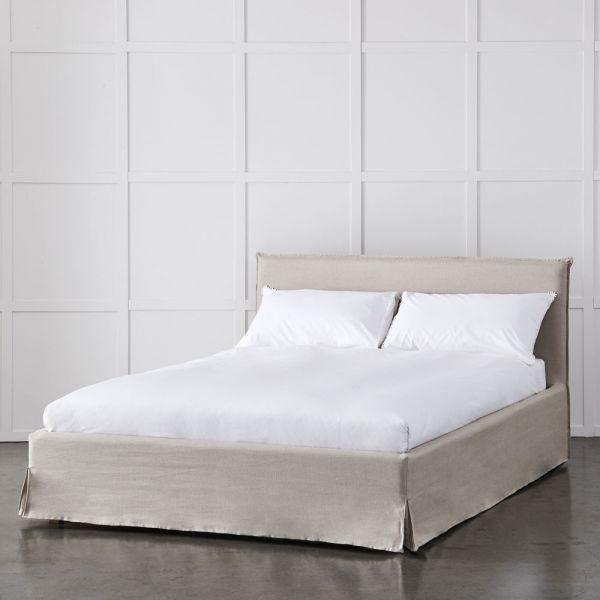 Calvin Bed   - Natural