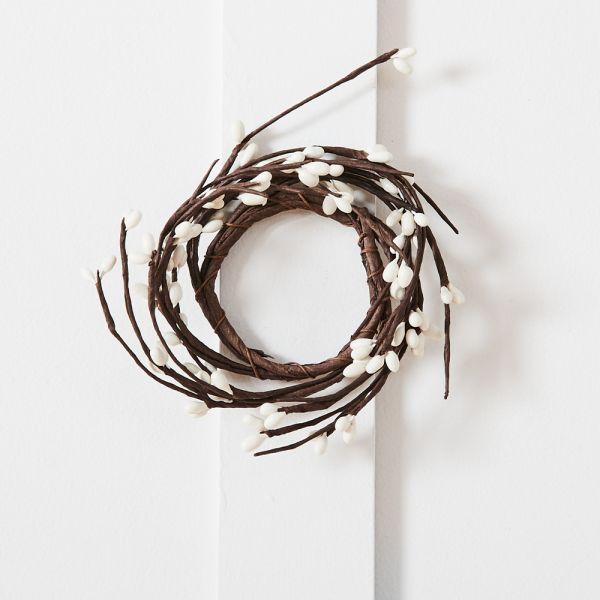 Jingle Whispy Wreath 4.5cm
