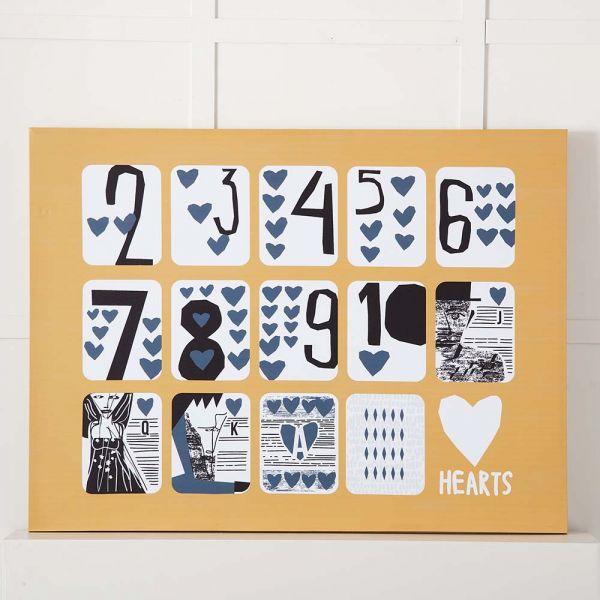 Aces Canvas 120x90