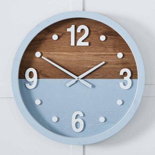 Semi Wall Clock