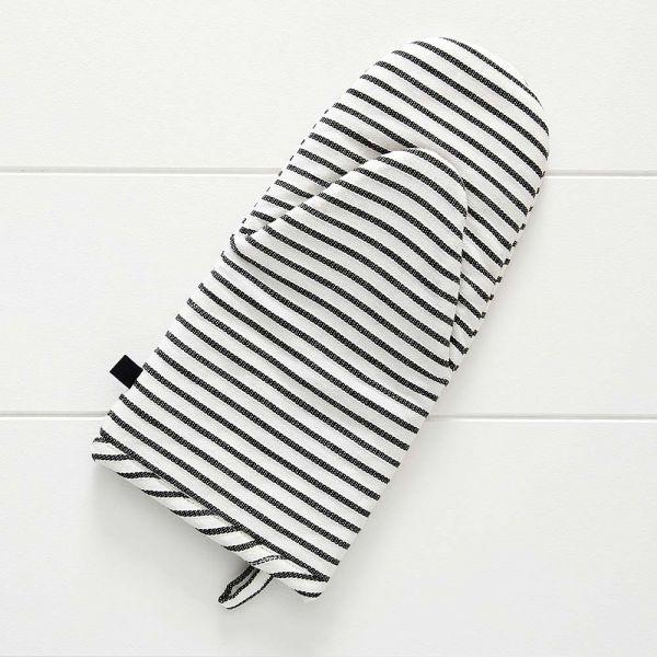 Stripe Glove Mitt