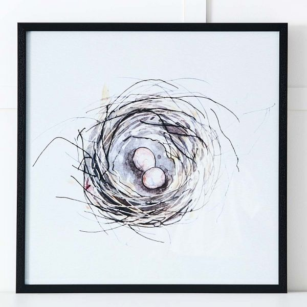Birdsnest Print