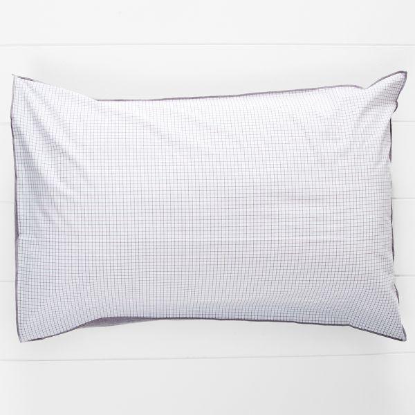 Walter Pillowcase Std Pair