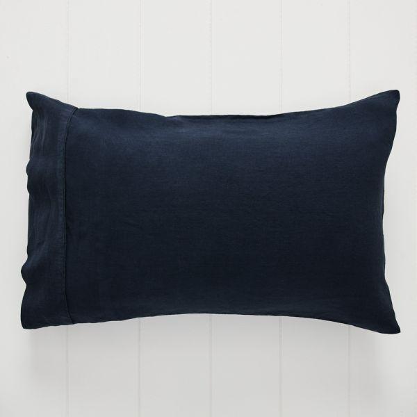 Antwerp Linen Pillowcase Std Pair