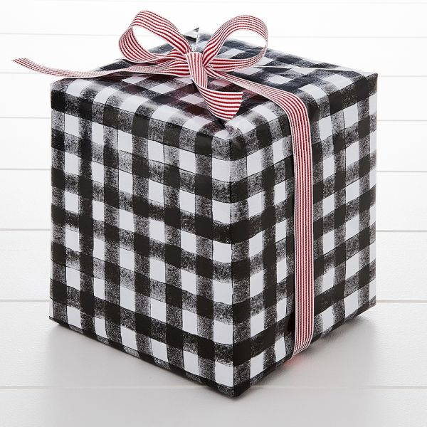 Gingham Wrapping Paper - 5m