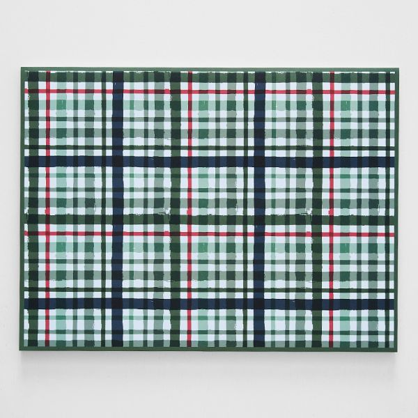 Jolly Classic Plaid Placemat Pack