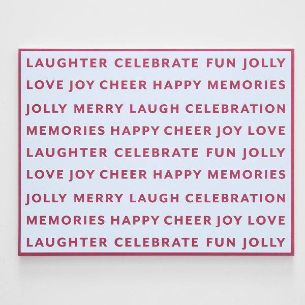 Jolly Classic Script Placemat Pack