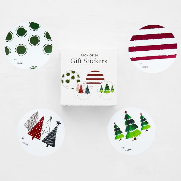 Jolly Classic Gift Sticker Pack