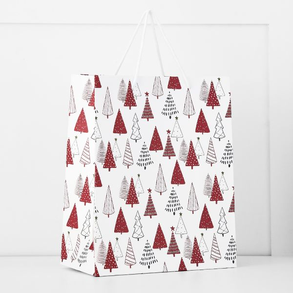 Jolly Classic Paper Gift Bag