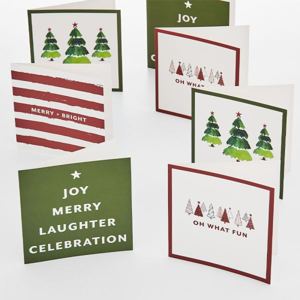 Jolly Classic Greeting Card Pack