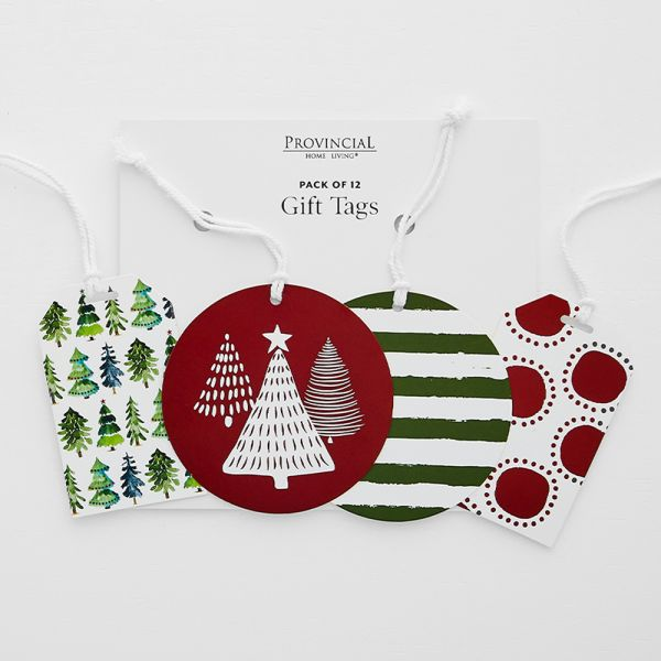 Jolly Classic Gift Tag Pack