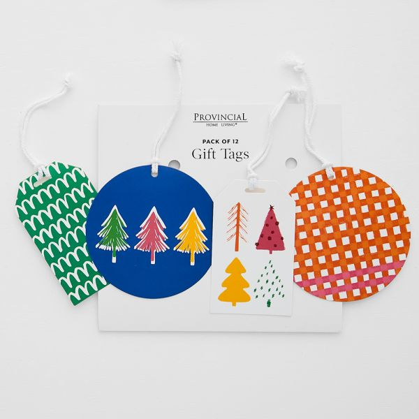 Jolly Fiesta Gift Tag Pack