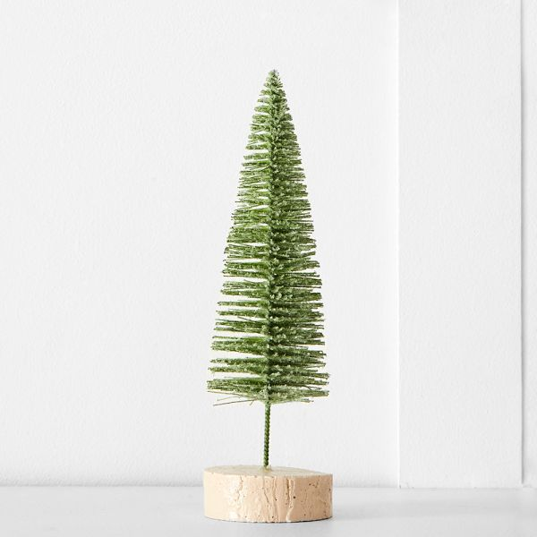 Brushy Tree Decoration M