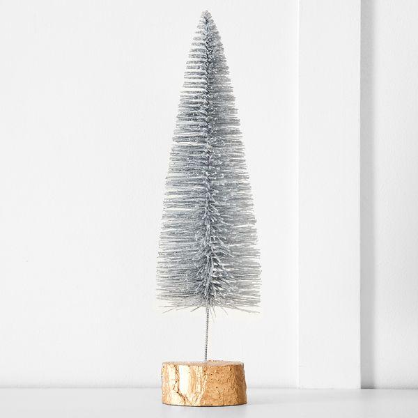 Brushy Tree Decoration L