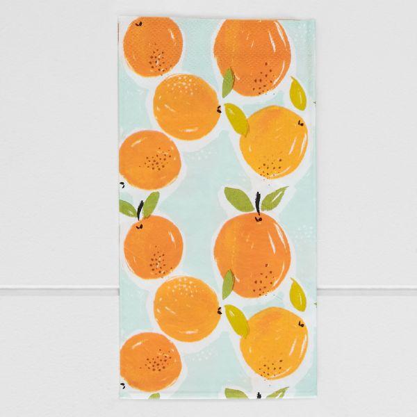 Oranges Dinner Serviette