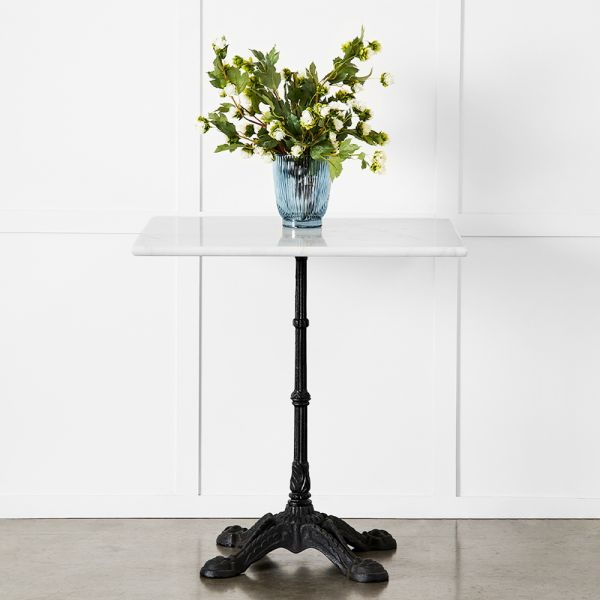 Square Marble Top Table